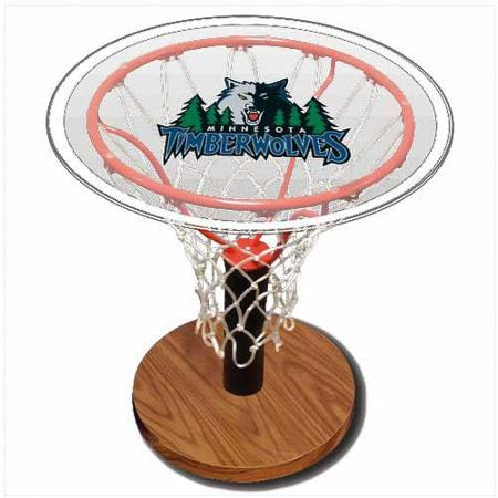 Minnesota Timberwolves NBA Basketball Sports Table